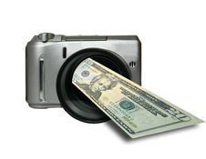 Free Money Maker Royalty Free Stock Photography - 347597