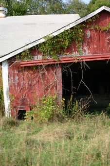 Free This Old Barn Royalty Free Stock Photo - 348035