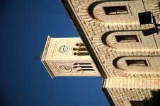 Free The Basilica Of The Annunciation 6 Stock Photos - 349553