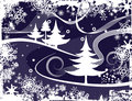 Free Winter Background Series Royalty Free Stock Photo - 3406435