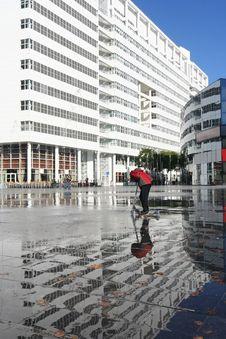 Free City Hall Of The Hague Stock Photos - 3400473