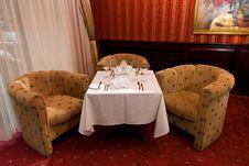Free Restaurant Interior Stock Images - 3401394