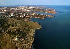 Free Sea-gull S Glanse, Sevastopol Stock Photos - 3401493