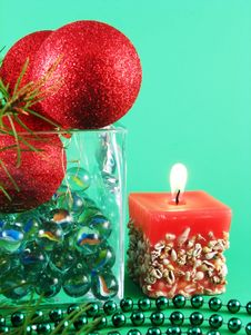 Free Christmas Ornamentation Stock Photography - 3402282