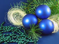 Free Christmas Ornamentation Stock Image - 3402311