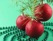Free Christmas Ornamentation Stock Photo - 3402330