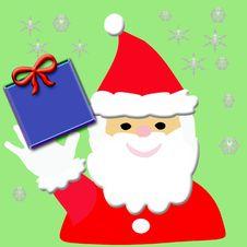Free Santa Hello Stock Images - 3402674