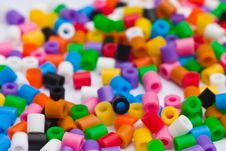 Free Colorful Beads Royalty Free Stock Images - 3403659