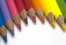 Free Color Pencils Stock Photo - 3406270