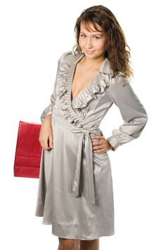 Free Shopping Woman Stock Photo - 3406650