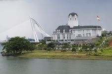 Istana Darul Ehsan Stock Photography