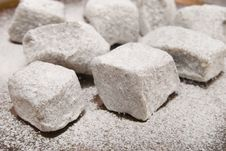 Free Turkish Delight Sweets Stock Photo - 3407740