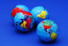 Free Globes Stock Photography - 3408262