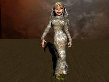 Free Bridal Fashion Stock Image - 3408341