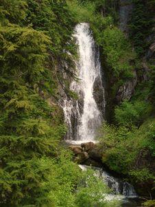 Free Sahalie Falls Stock Images - 3408434