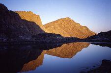 Free Taibai Mountain Royalty Free Stock Photography - 3408507