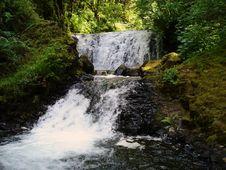 Dutchman Falls Stock Images