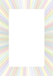 Free Transparent Multicolored Frame Royalty Free Stock Photos - 3409368