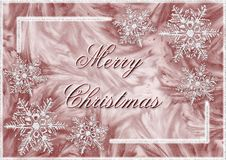 Free Christmas Postcard 1 Royalty Free Stock Photo - 3409735