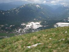 Free The Main Caucasian Ridge Royalty Free Stock Photography - 3409827