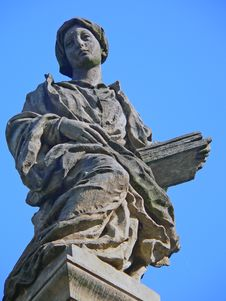 Free Holy Statue Royalty Free Stock Photos - 3409998