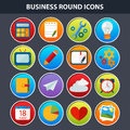 Free Flat Icons For Web And Mobile App Stock Image - 34000521