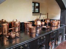 Free Vintage Cooking Range. Stock Photography - 34004402
