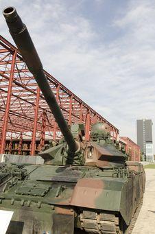 Free Modern Tank Stock Images - 34007084
