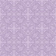 Free Lilac Pattern Royalty Free Stock Image - 34008476