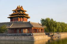 Free Forbidden City, Beijing Royalty Free Stock Image - 34009856