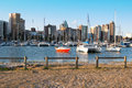 Free Durban Small Craft Harbour Royalty Free Stock Images - 34016179