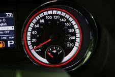 Free Speedometer Royalty Free Stock Photography - 34010347