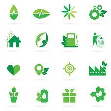 Free Green Icon And Symbol Design Stock Photo - 34014610
