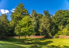 Free National Trust Ightham Mote In Kent -park Royalty Free Stock Photos - 34014658