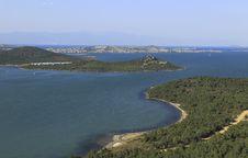 Free Views Of The Gulf Coast Royalty Free Stock Image - 34017316