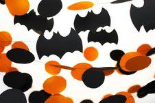 Free Halloween Garlands Stock Photos - 34017383