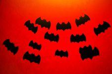 Free Halloween Garlands Royalty Free Stock Photo - 34017425