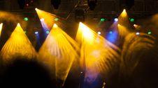 Free Crowd At Concert Royalty Free Stock Photo - 34018855