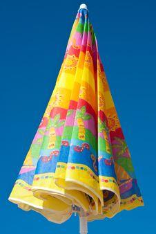 Free Parasol Royalty Free Stock Photos - 34019288