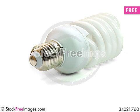 Free Lightbulb Stock Photo - 34021760