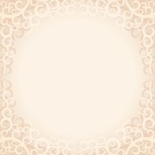 Free Elegance Ornamental Background. Stock Photography - 34023572