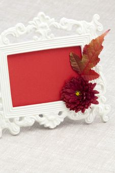 Free Vintage Photo Frame Royalty Free Stock Images - 34027299