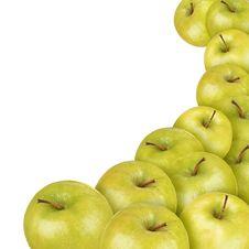 Free Green Apples Stock Photo - 34027700