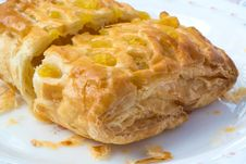 Free Pineapple Pie Royalty Free Stock Photos - 34044138
