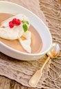 Free Floating Island Dessert Stock Images - 34073884