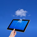 Free Cloud Computing Technology Concept Stock Image - 34077941