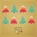 Free Xmas Stickers Royalty Free Stock Photography - 34079487