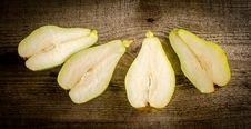 Free Green Pears Stock Image - 34074261