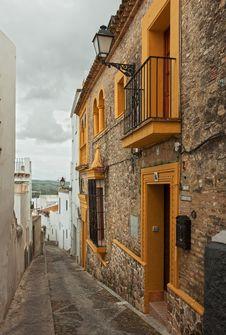 Free Arcos De La Frontera Royalty Free Stock Photos - 34074538