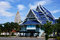 Free Thai Style Architecture Temple Royalty Free Stock Photo - 34078395